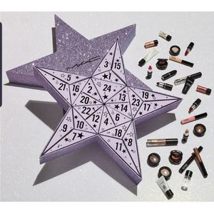 Mac 24 pcs Star for days advent calendar set $199